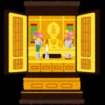 納骨堂 仏壇式 画像